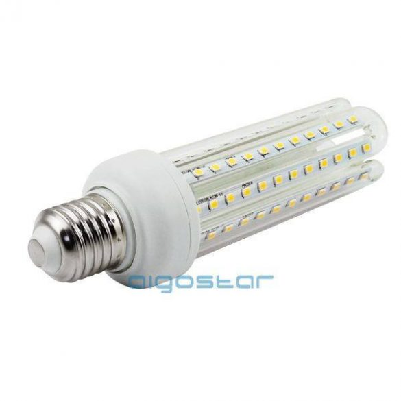 Aigostar Kukorica LED izzó T4 4U E27 23W Hideg fehér