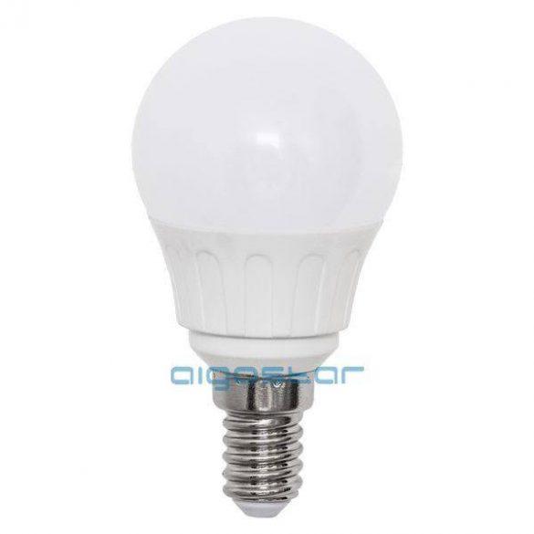 Aigostar LED izzó G45 E14 6W 270° Hideg fehér