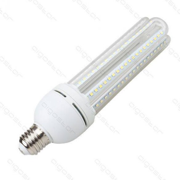 Aigostar Kukorica LED izzó B5 T4 4U 30W E27 Hideg fehér