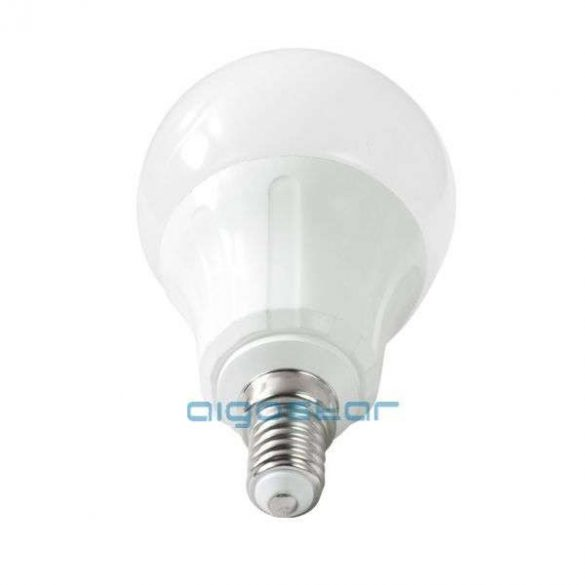 Aigostar LED izzó A60 E14 9W 280° Hideg fehér