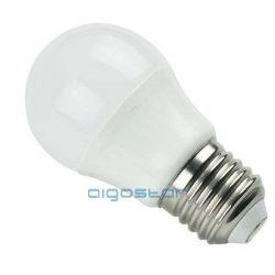Aigostar LED izzó G45 E27 4W 280° Meleg fehér