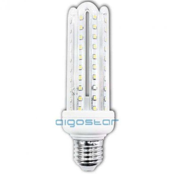 Aigostar Kukorica LED izzó T4 4U E27 15W Meleg fehér