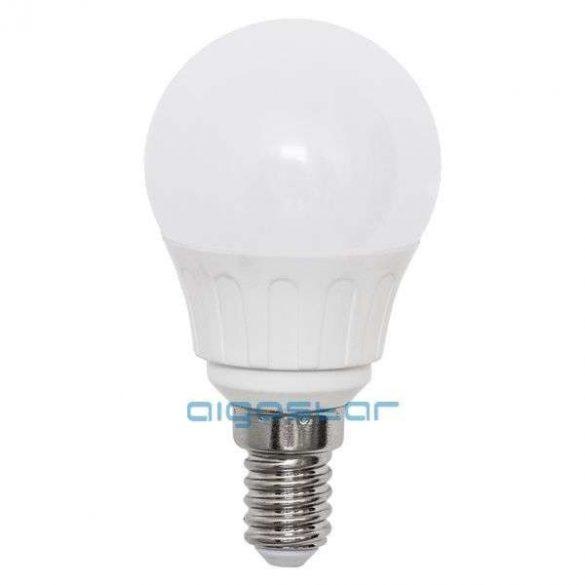 Aigostar LED izzó G45 E14 3W 280° Meleg fehér