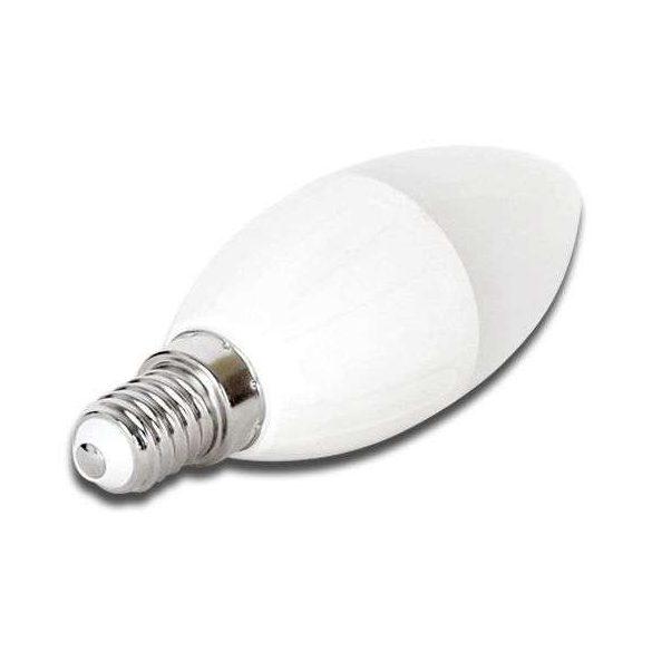 Aigostar LED izzó C37 E14 6W 270° Hideg fehér