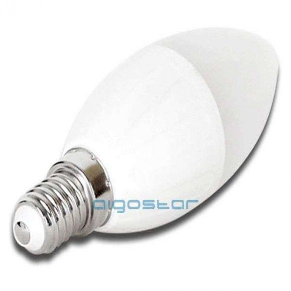 Aigostar LED izzó C37 E14 7W 270° Meleg fehér