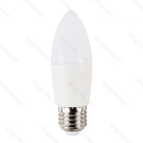Aigostar LED izzó A5 C37 E27 9W Meleg fehér