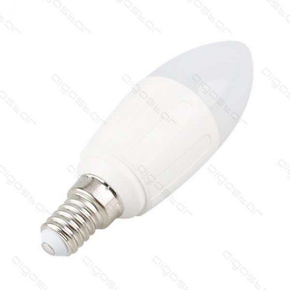 Aigostar LED izzó A5 C37 E14 9W Hideg fehér