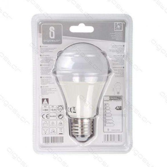 Aigostar LED izzó A60 gömb 9W E27 Természeres fehér