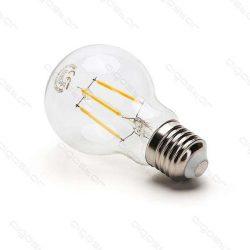 Aigostar led filament izzó, 8W, A60, E27, meleg fehér szín, 3 év garancia.