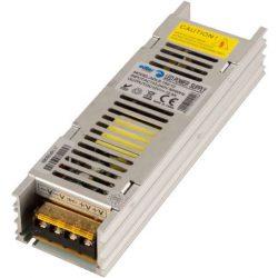 ADLER Led tápegység ADLS-150-12 150W 12V slim fémházas