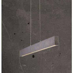 CONCRETE LINE Beton Lámpa 14W Antracit