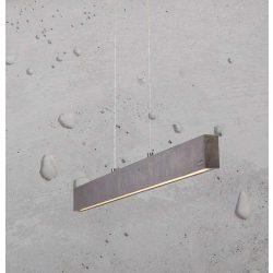CONCRETE LINE Beton Lámpa 14W Natúr