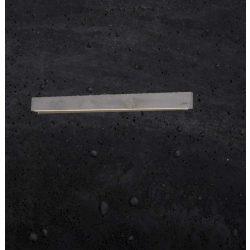 CONCRETE LINE WALL Beton Falilámpa 14W Fekete