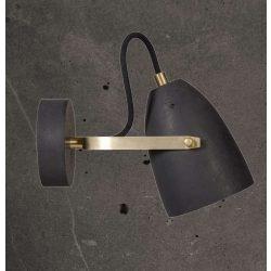 FEBE WALL Fali Beton Lámpa Antracit