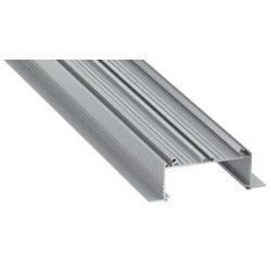 Led Alumínium Profil SORGA 1 méter Ezüst