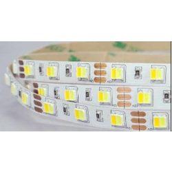 Led szalag 3527 CCT 60led/m 9,6W/m 12V Prémium minőség 3 év jótállás
