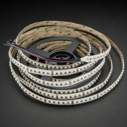 RGB Led szalag 3535 SMD, 12W/m, 60 led/m, 24V, IP68, 3 év
